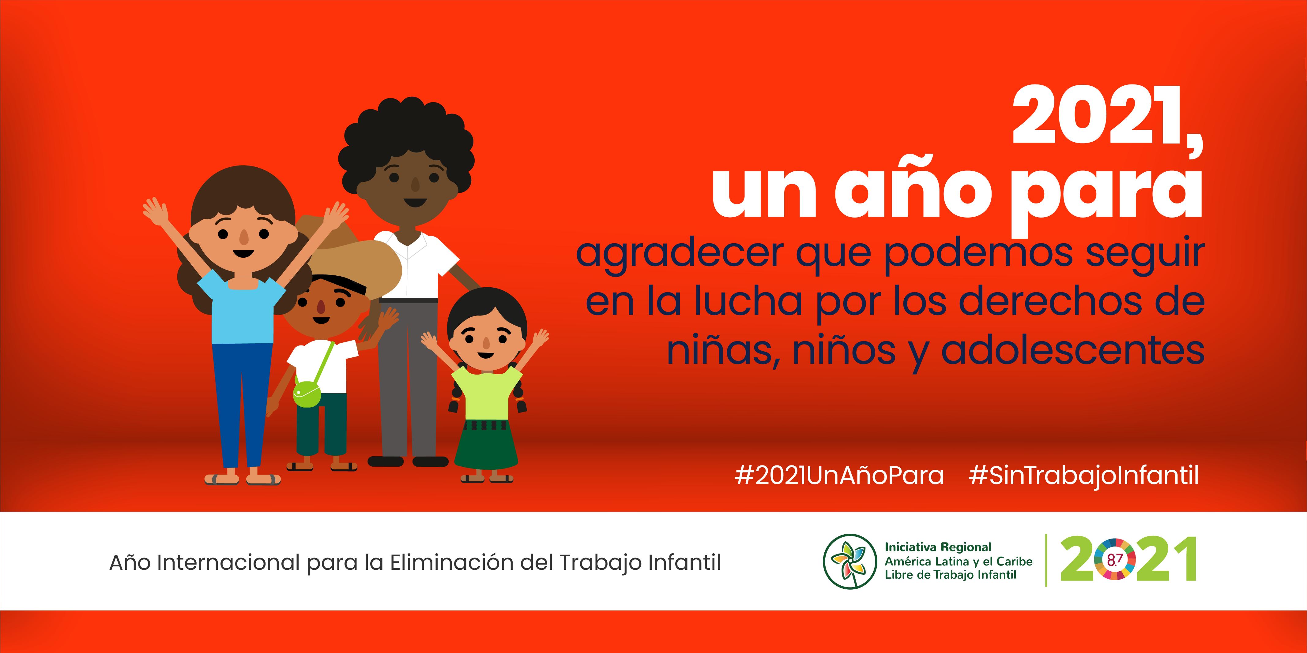 2021UnAñoPara: