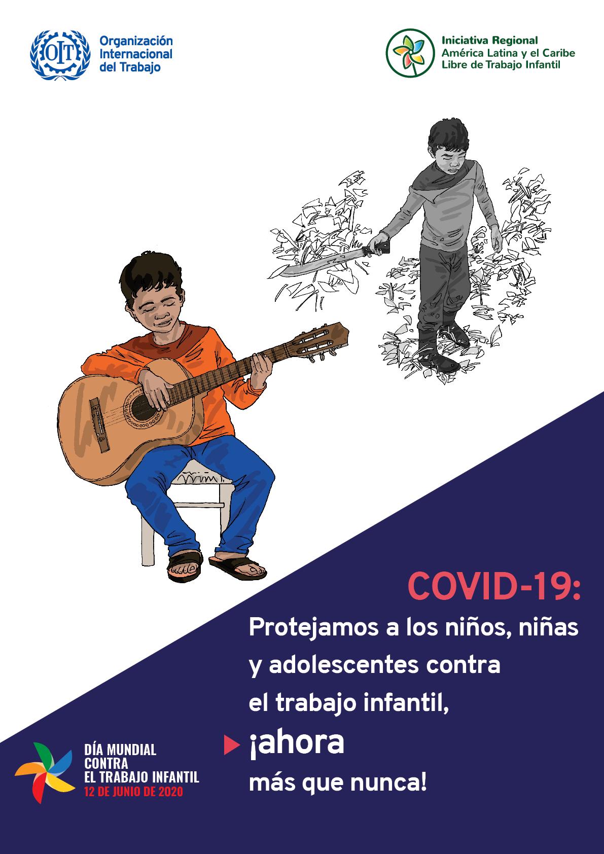 Día mundial contra el trabajo infantil 2020