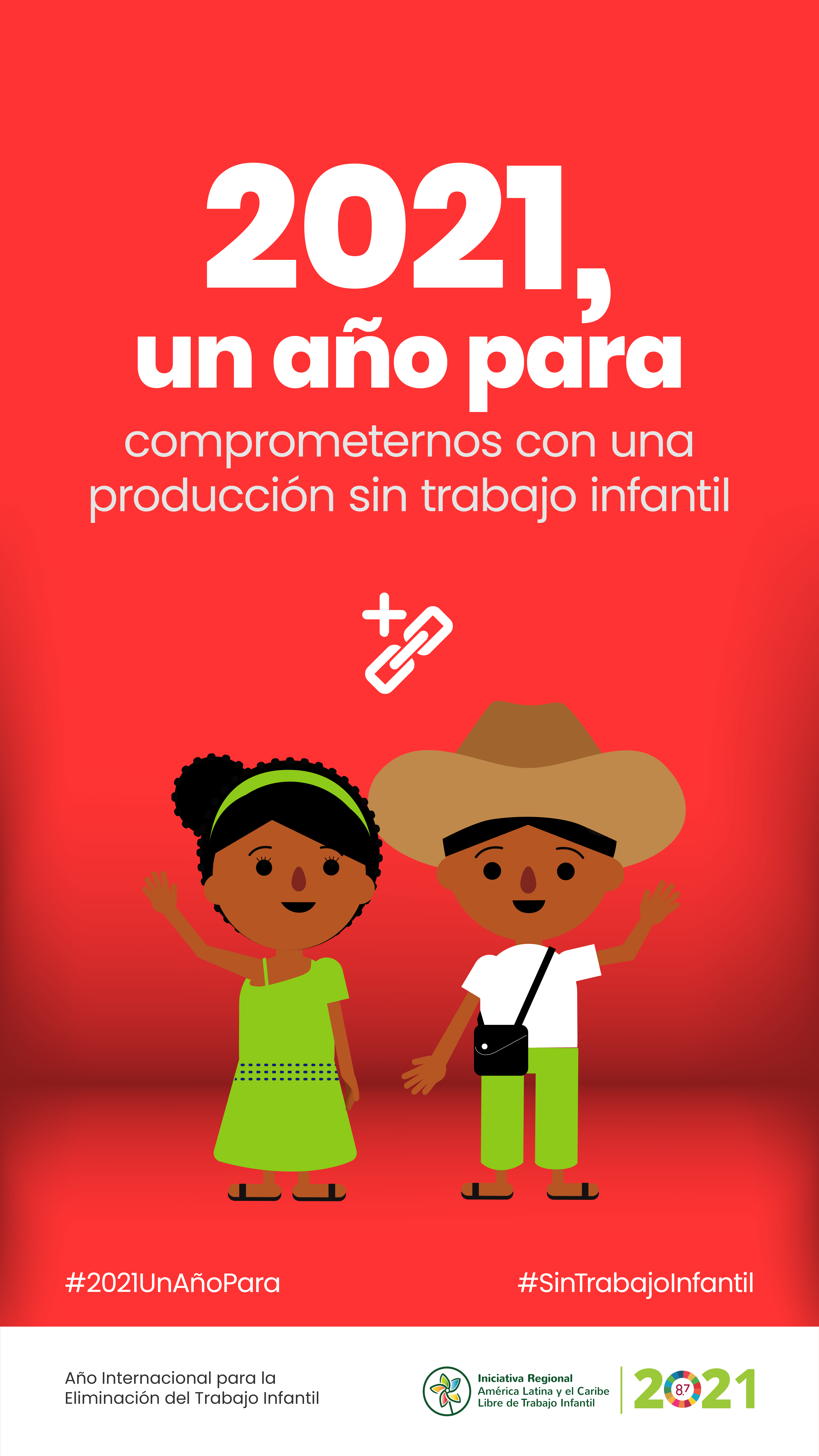 #2021UnAñoPara