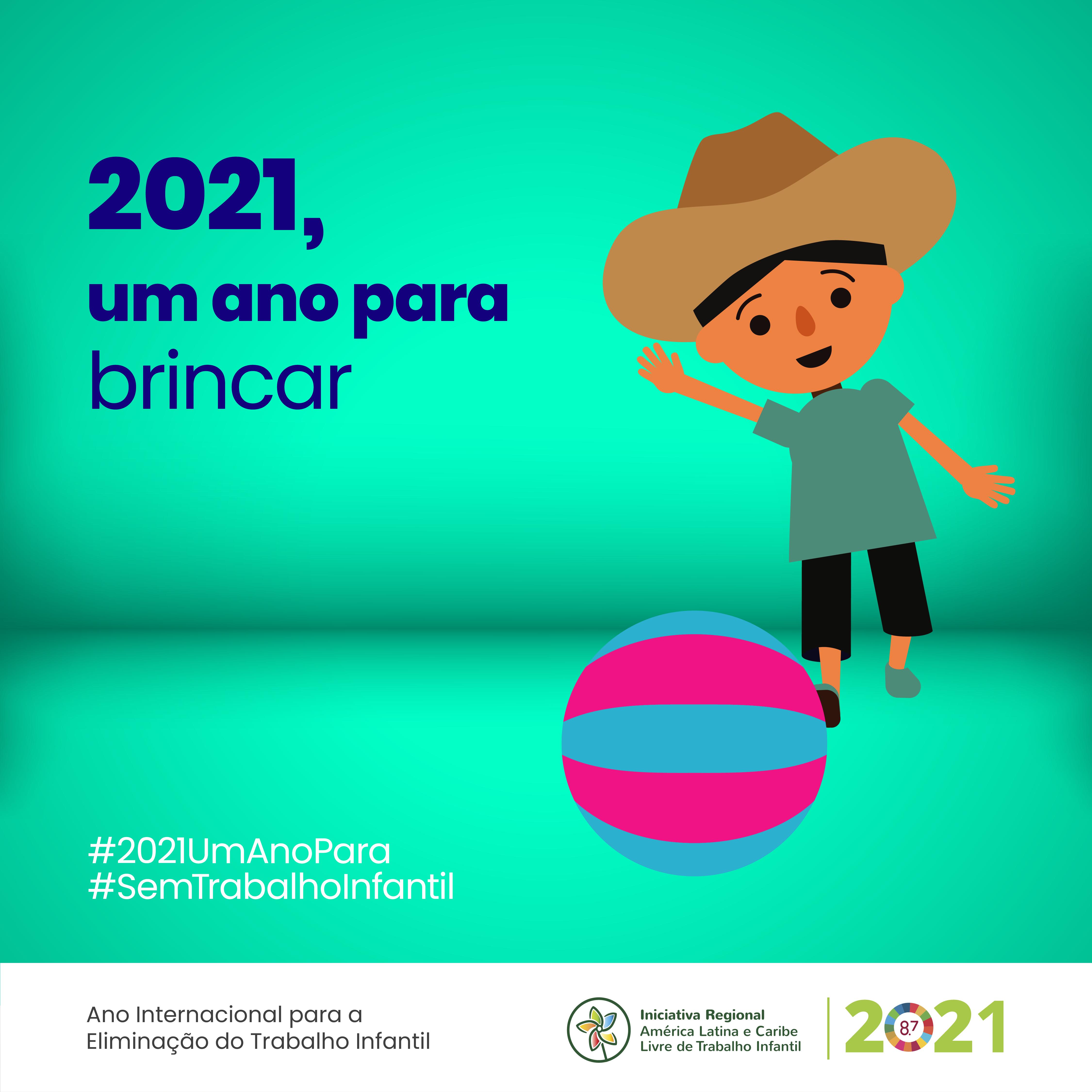#2021UmAnoPara